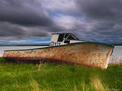 Lobster Boat Art by Lobster Boat Photograph By Fran Gallogly