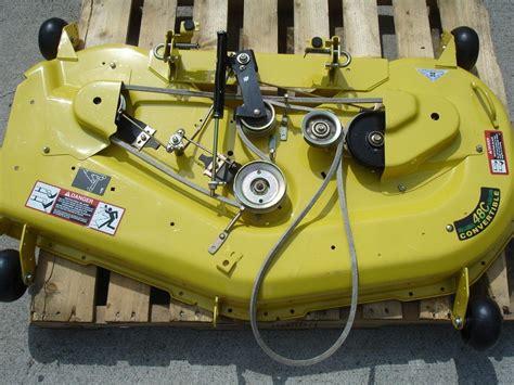 deere 48c convertible mower deck 48 lt166 lt180 lt170 lt160 on popscreen