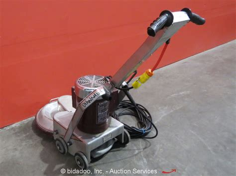 pioneer lxe20 laser x 20 quot pad walk high speed floor buffer polisher ebay
