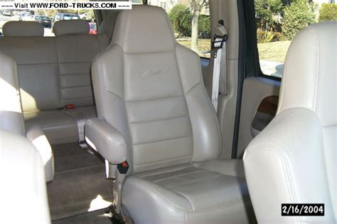 how to slide 2nd row captains chairs ford truck