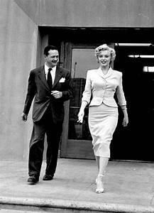 Marilyn Monroe leaves court 1952 | Peliculas | Pinterest ...