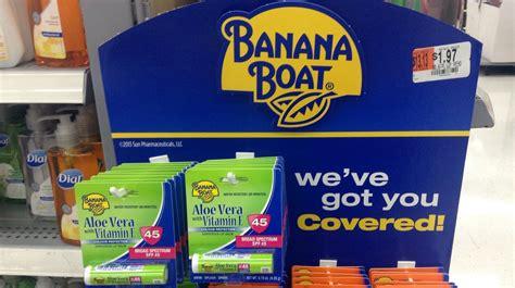 Banana Boat Sunscreen Online by Banana Boat Sunscreen Users Turn To Social Media To Share