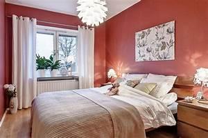 Ideen Schlafzimmer Farbe : farbgestaltung im schlafzimmer 32 ideen f r farben ~ Markanthonyermac.com Haus und Dekorationen