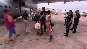 Families separated while leaving Puerto Rico - CNN Video