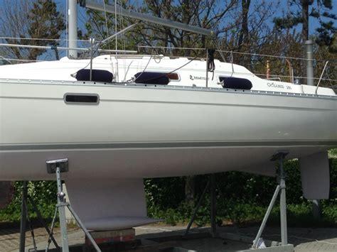 Tweedehands Zeilboten Belgie by Beneteau Oceanis 281 Zeilboot Tweedehands Verkoop