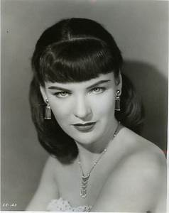 Ella Raines, 1940s (1920-88). Hollywood actress of the 40 ...