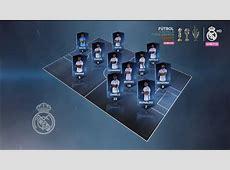 Starting lineup Osasuna vs Real Madrid Madridista News