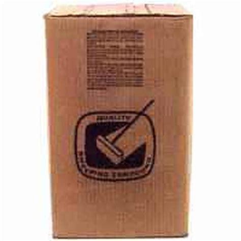 sweeping compound 50lb box