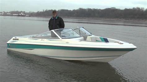 Regal Boats Vs Sea Ray by 1993 Ebbtide 182se W Mercruiser 4 3 V6 Youtube
