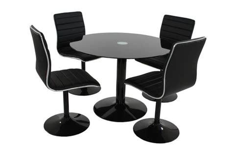 table 4 chaises brad chaise design pas cher