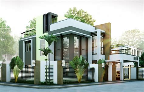 house plans and design contemporary house plans with modern house designs series mhd 2014010 eplans