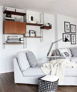 String Regal Ikea : wohnzimmer string regal for the home pinterest ~ Markanthonyermac.com Haus und Dekorationen