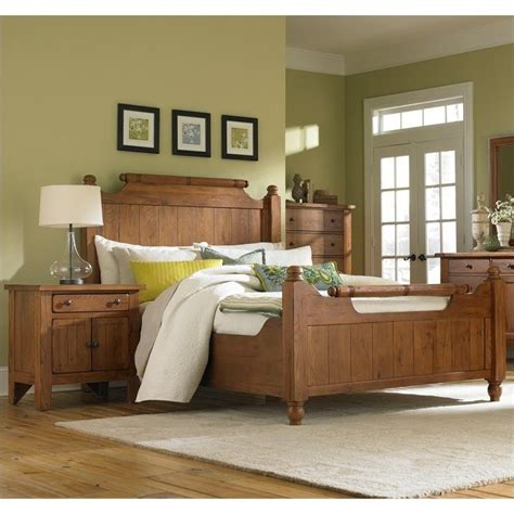 broyhill attic heirlooms feather bed 3 bedroom set