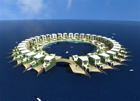 are docklands floating islands a sustainable alternative to dubai s sinking world islands