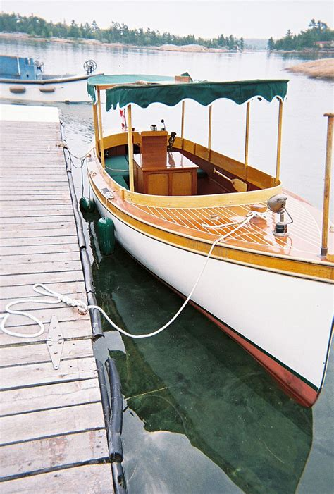Old Wooden Boats For Sale by Classic Antique Wooden Boats For Sale Pb735 Port