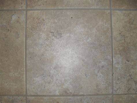 one ring of a circus groutable vinyl tile flooring