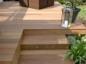 Holzdielen Für Terrasse : terrassengestaltung mit holz aufgang holz terrasse pinterest nowaday garden ~ Markanthonyermac.com Haus und Dekorationen