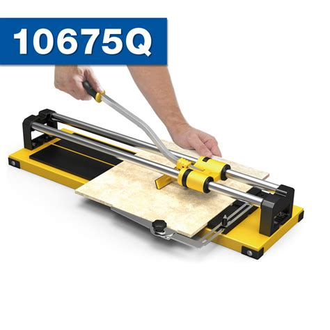 100 using a score and snap tile cutter rubi tp s