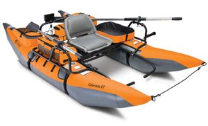 Inflatable Pontoon Boat Anchor System by Colorado Xt Inflatable Pontoon Boat