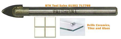 faithfull 3mm tungsten carbide tct glass tile drill bit ebay