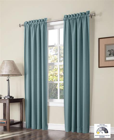 sun zero paula thermal lined curtain panel
