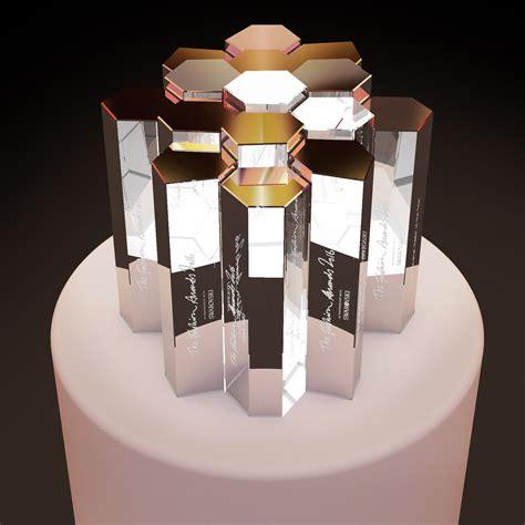 Marc Newson Creates Fashion Awards Trophies From Swarovski