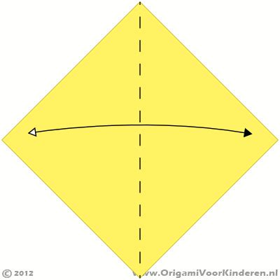 Bootje Vouwen Uit Papier by Boot 1 Heel Makkelijk Origami Voor Kinderen