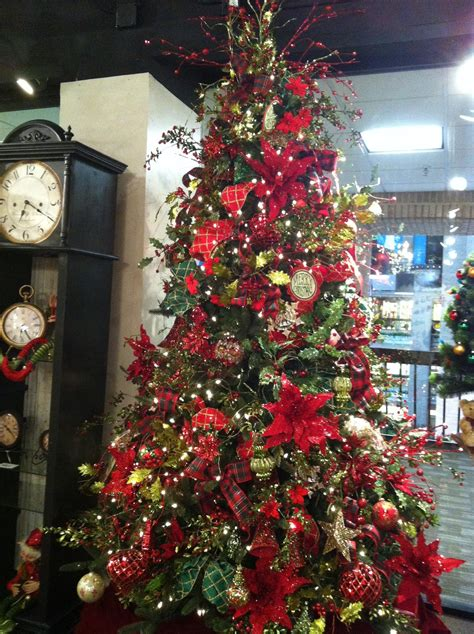 Kristen's Creations Christmas Tree Decorating Ideas