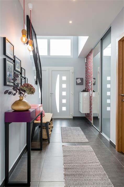 entr 233 e d une maison color 233 e graphique touche asiatique moderne entr 233 e bordeaux par