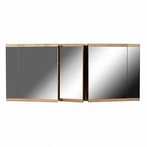 Spiegelschrank Badezimmer Holz : spiegelschrank f r bad die funktionalit t im modernen design ~ Markanthonyermac.com Haus und Dekorationen