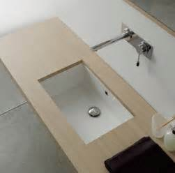 Small Rectangular Undermount Bathroom Sink by Rectangular White Ceramic Undermount Sink Contemporary