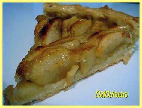 recette de tarte aux pommes simplissime