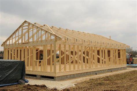 maison en ossature bois autoconstruction maison en ossature bois