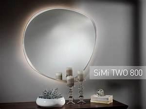 Spiegel Mit Hinterleuchtung : simi kollektion design spiegel als effektvolle blickf nger ~ Markanthonyermac.com Haus und Dekorationen