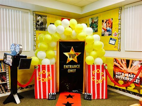 pin by boosterthon run on on cus backyard box office decorations