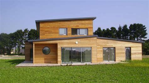 choisir la construction de maison en bois habitatpresto