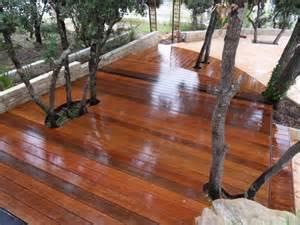 terrasse en parquet ipe ext 233 rieur sur lambourdage en bois exotique 224 seillons dans le var pose