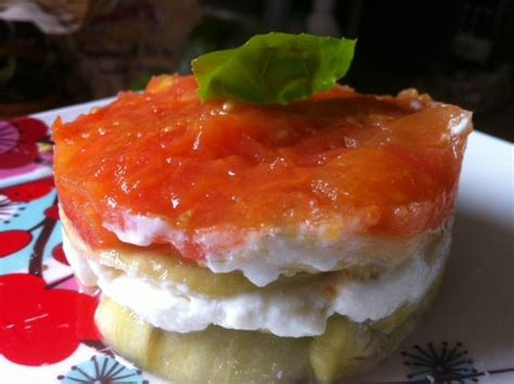 aubergine 224 la ricotta et 224 la tomate 224 partir de 10 mois petitpotbebe mes recettes de