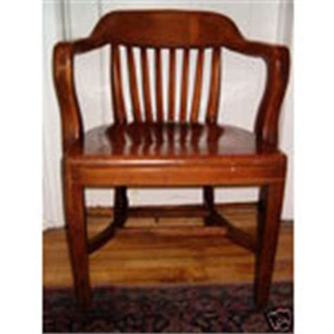 vintage 1950 s boling chair co solid walnut office home