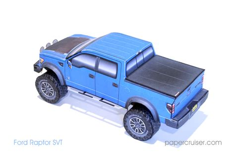 Ford Papercraft