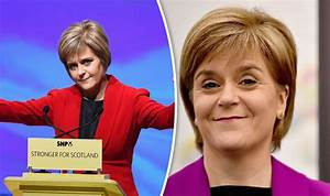 Nicola Sturgeon won't give up: Wants 'four nation ...