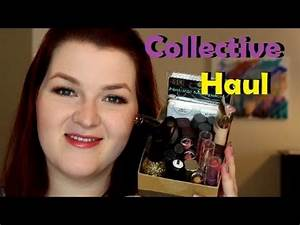 Collective Haul: Mostly Lippies and Polish - YouTube