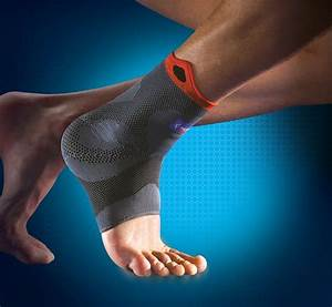 Reinforced Ankle Support - The Bad Back Company