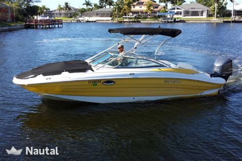 Motorboot Text by Motorboot Chartern Custom Southwind 2600 Im Cape Coral