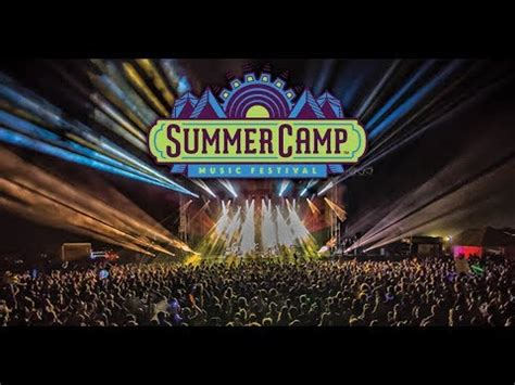 Summer Camp Music Festival 2018 Preview Youtube
