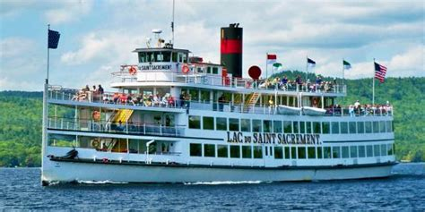 Shoreline Boat Rentals Lake George by Lake George Boat Cruises Full List Of Tours Dinners