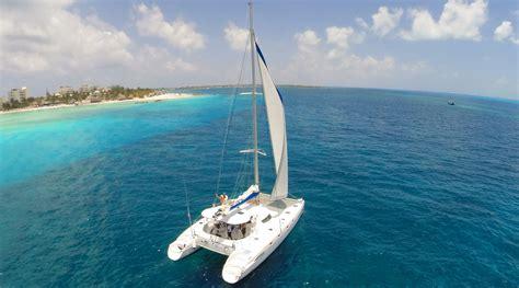 Isla Mujeres By Catamaran excursi 243 n a isla mujeres en catamar 225 n desde canc 250 n