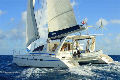 Catamaran Charter Islamorada by Cancun Sailing Catamarans Leopard 42 20 People Vip All