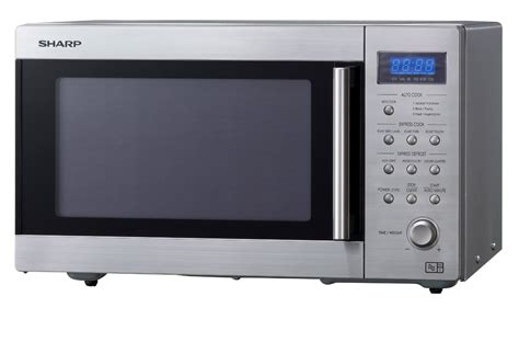 Sharp R27STMA Solo Microwave  Microwave Review