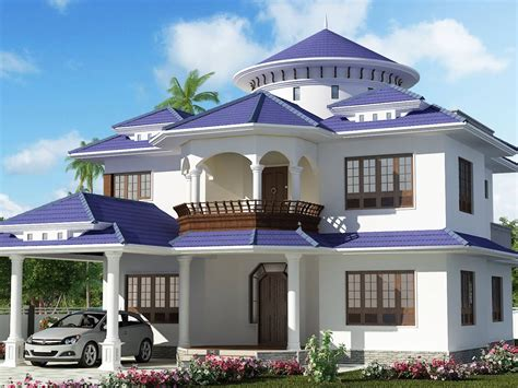 Home Design 02 : 4 Characteristics Of Dream House Design